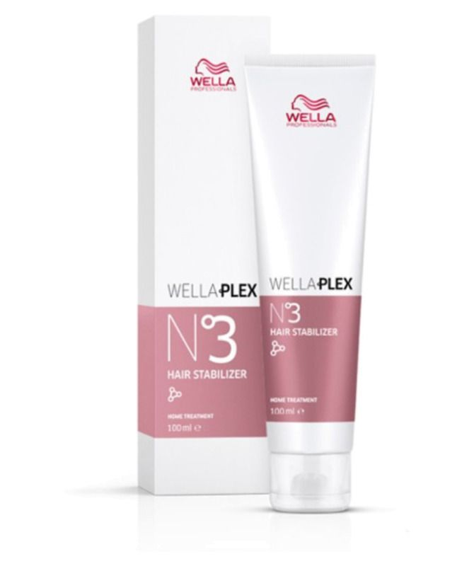 Wellaplex N.3 Hair Stabilizer 100ml