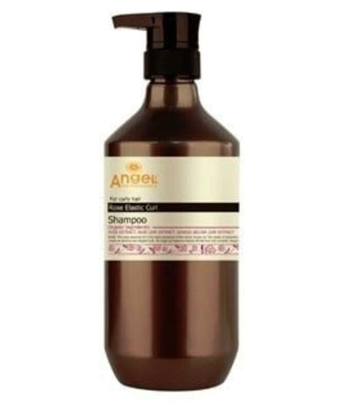 Rose Elastic Shampoo